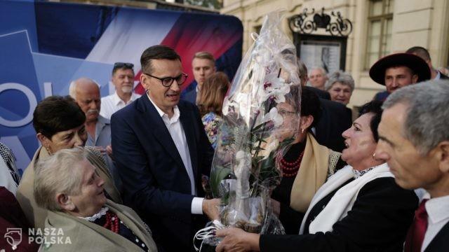 Morawiecki: dominacja polskiego rolnictwa w Europie to nasz cel na najbliższą dekadę