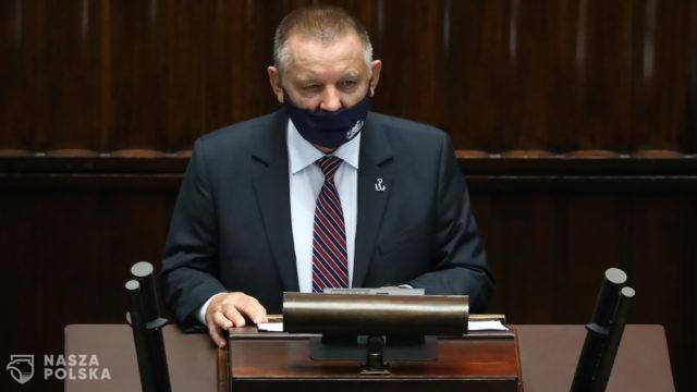 [PILNE!] Prokuratura chce uchylenia immunitetu szefowi NIK Marianowi Banasiowi