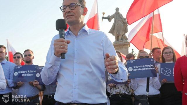 Premier: Polski Ład zaczyna się w Tykocinie