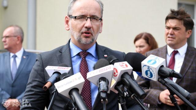Rząd przyjął projekt ustawy powołującej Fundusz Kompensacyjny Szczepień