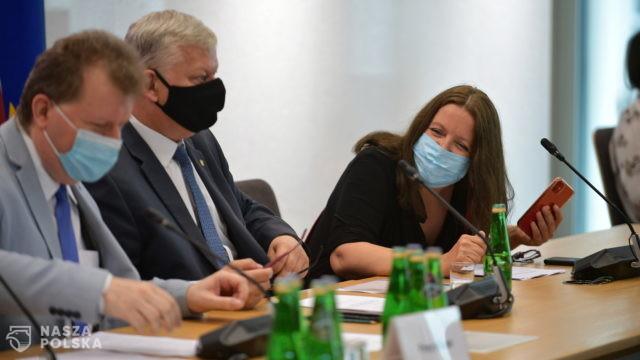 Lichocka: projekt noweli medialnej ma zatrzymać kpinę z polskiego państwa