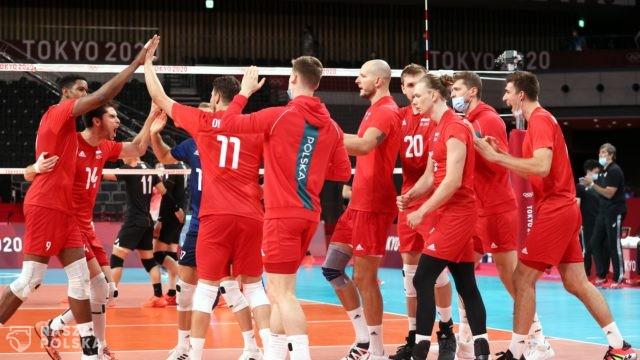 Tokio/siatkówka – trzecie zwycięstwo Polaków i zapewniony awans do ćwierćfinału