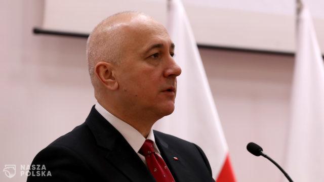 Brudziński: Tusk jest najlepszym politykiem w Polsce, jeżeli chodzi o zarządzanie złymi emocjami