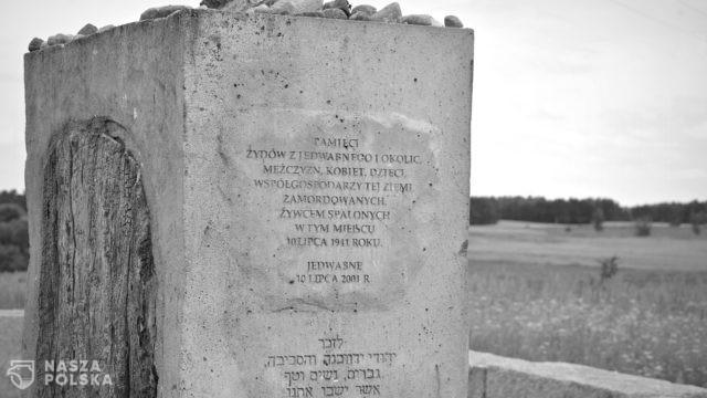 80. rocznica mordu na Żydach w Jedwabnem