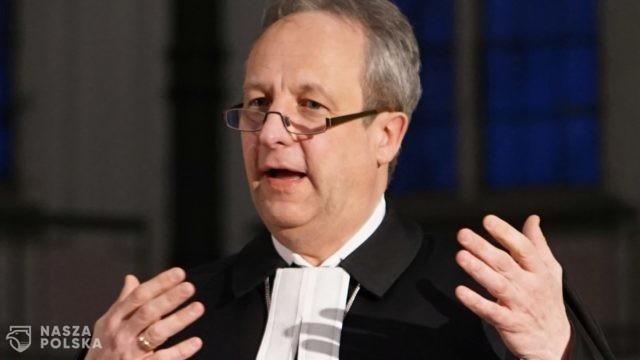 Niemcy/ Ewangelicki biskup przeprasza za dyskryminację LGBT