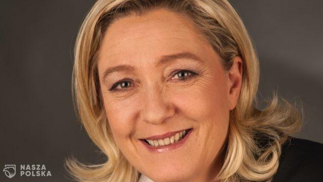Francja/ Marine Le Pen po raz czwarty wybrana na szefową Zjednoczenia Narodowego
