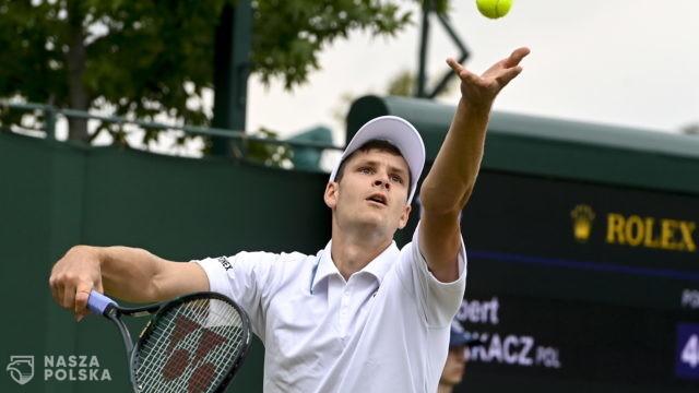 Wimbledon/ Hurkacz: ten sezon bardzo mnie rozwinął jako zawodnika