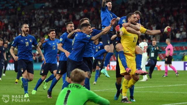 Włosi wygrywają Euro 2020