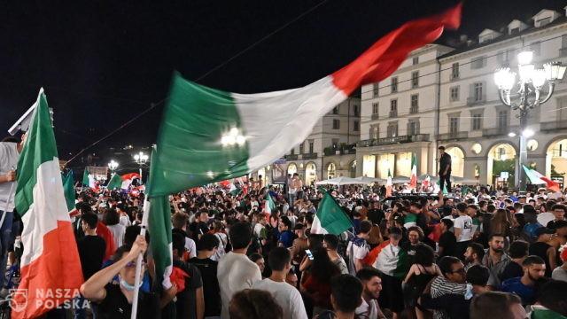 ME 2021 – włoscy kibice na Wembley: zasłużyliśmy na wygraną