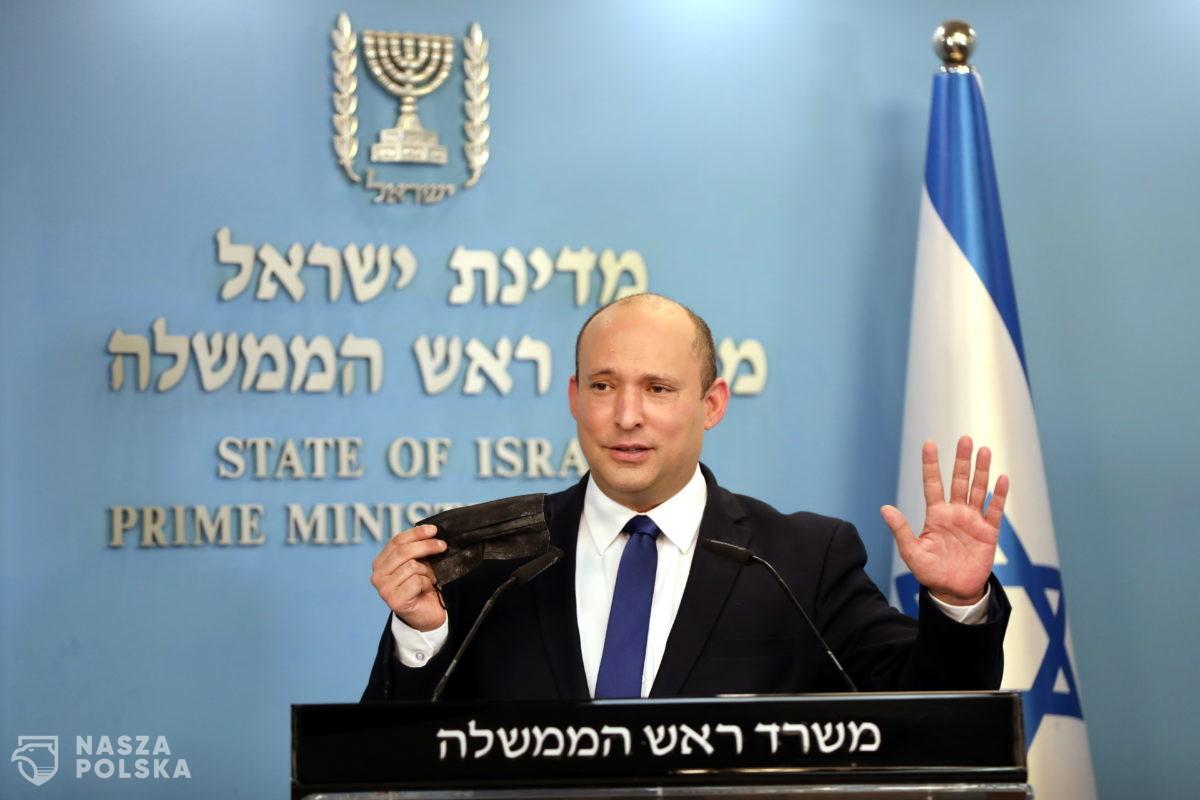 W Izraelu ruszyło szczepienie seniorów trzecią dawką