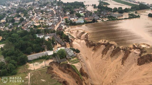 Powódź – Niemcy