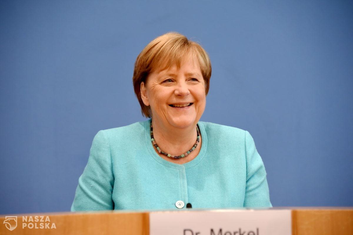 Merkel: Unia powinna odejść od konfrontacji z Polską