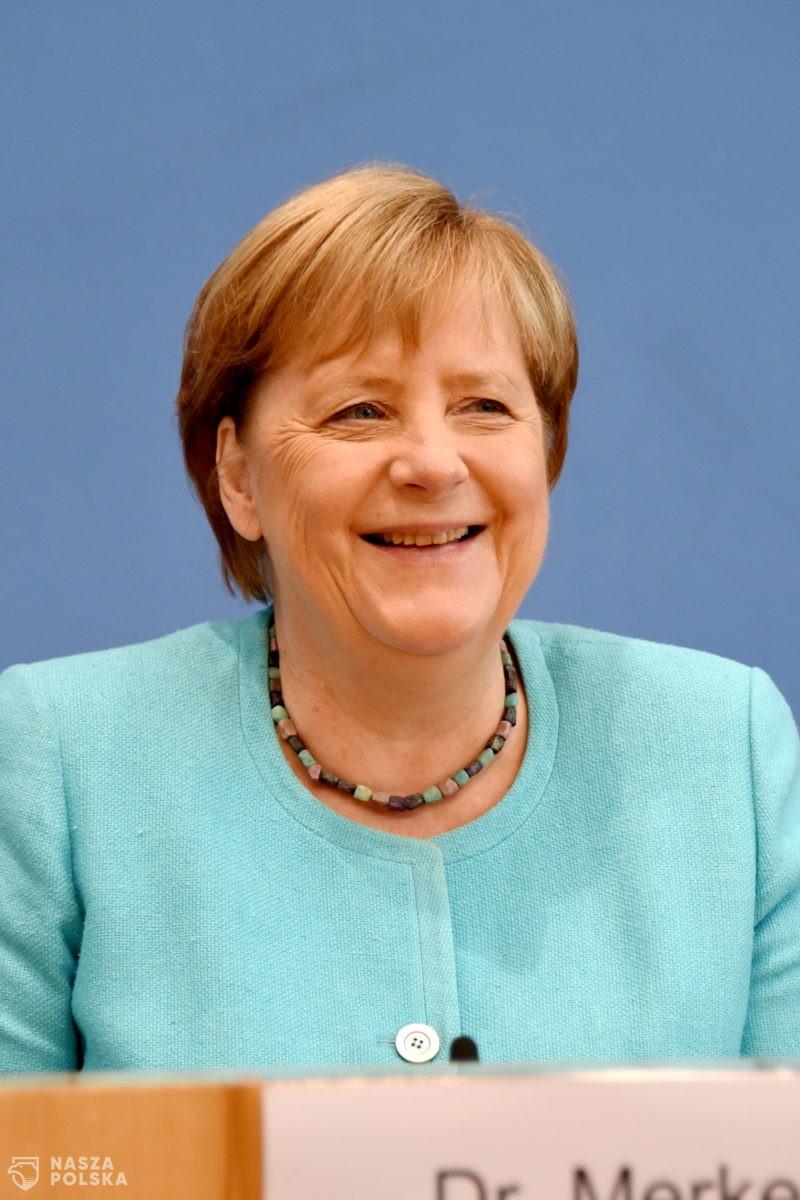 Papież: Angela Merkel to wielka przywódczyni, która przejdzie do historii