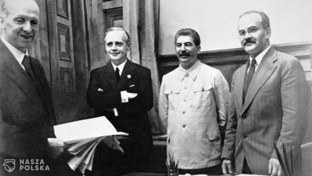 UE/ KE przypomina o rocznicy podpisania paktu Ribbentrop-Mołotow