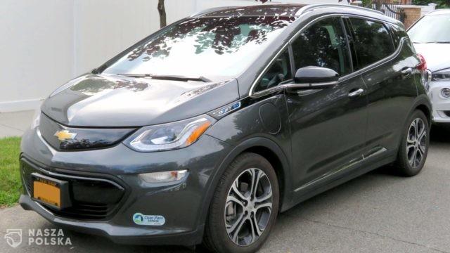 General Motors wycofuje do naprawy wszystkie swoje elektryczne auta