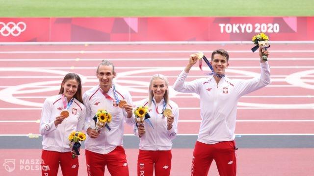 Złoty medal – Tokio