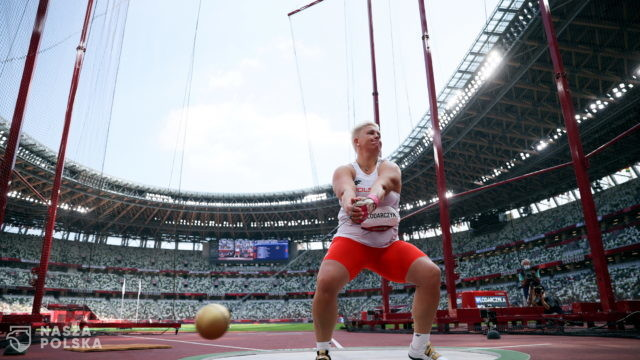 Tokio/ Dzień medalowy dla polskich sportowców – złoto dla Włodarczyk