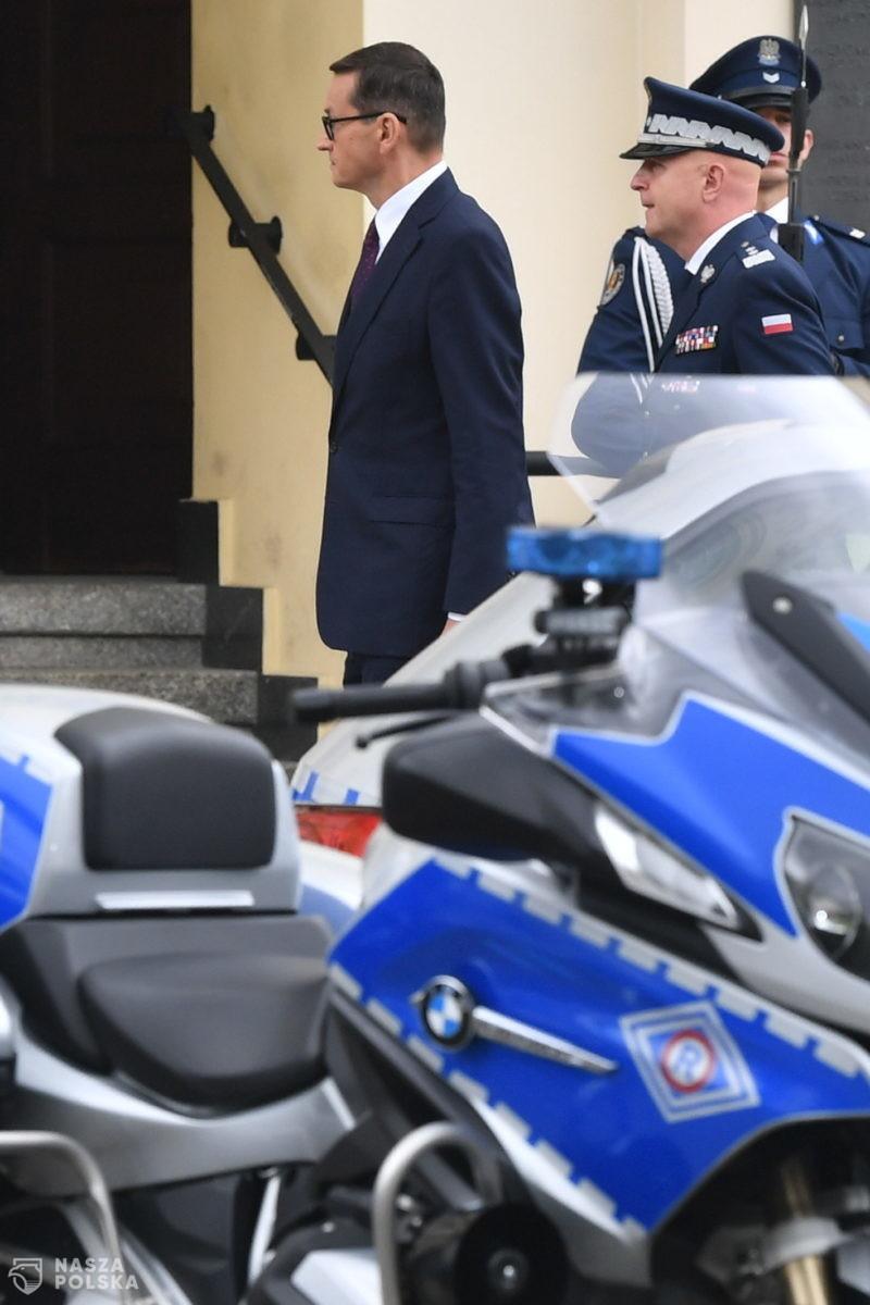 Premier po wypadku w Katowicach: chcemy zwiększyć częstotliwość badań kierowców
