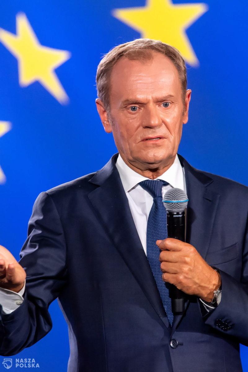 Tusk chce wygrać wybory parlamentarne, ale nie zamierza kandydować na prezydenta