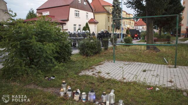 Zgon 34-latka z Lubina stwierdzono już podczas interwencji policji – wynika z relacji ratownika zawartej w piśmie prokuratury