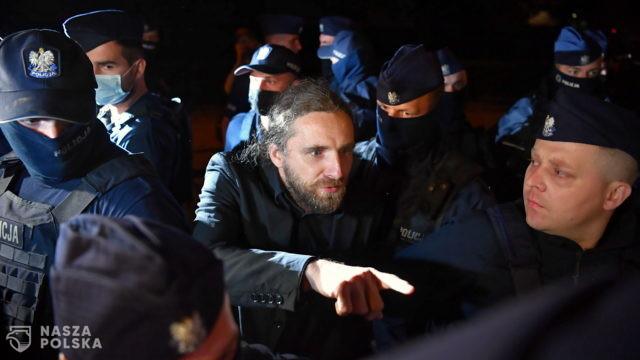 """Konfederacja zarzuca posłankom KO """"zaangażowanie"""" w atak na D.Sośnierza"""