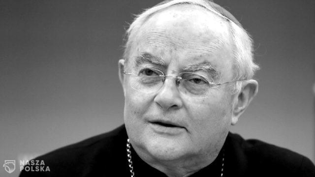 Uroczystości pogrzebowe abp. Henryka Hosera odbędą się w piątek o godz. 12