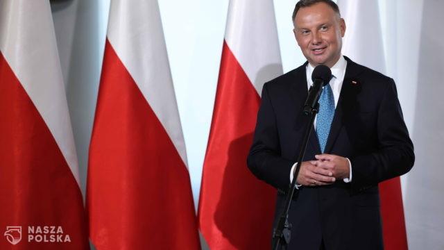 Duda: bezczelnością jest twierdzenie, że Polska jest cokolwiek winna w związku z II wojną światową
