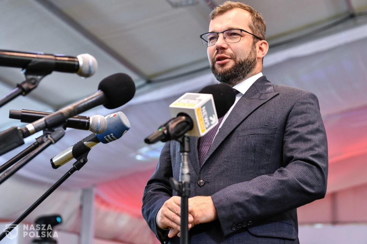 Grzegorz Puda: jestem w dyspozycji premiera i prezesa