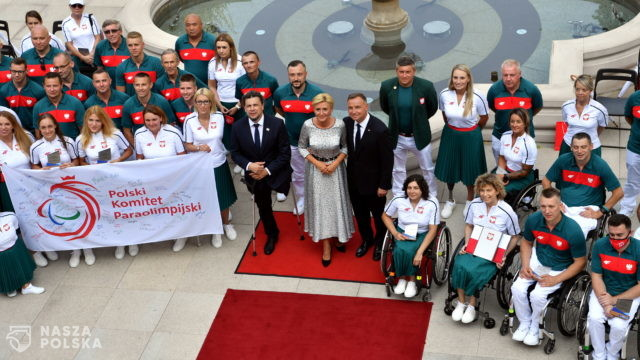 Paraolimpiada – Duda: życzę, aby były to igrzyska wielkiego sukcesu