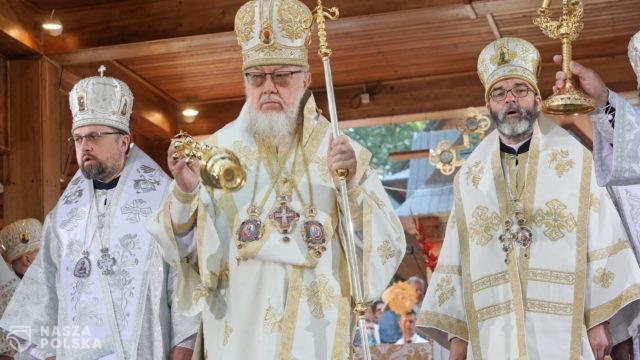 Podlaskie/ Prawosławne święto Przemienienia Pańskiego na Grabarce