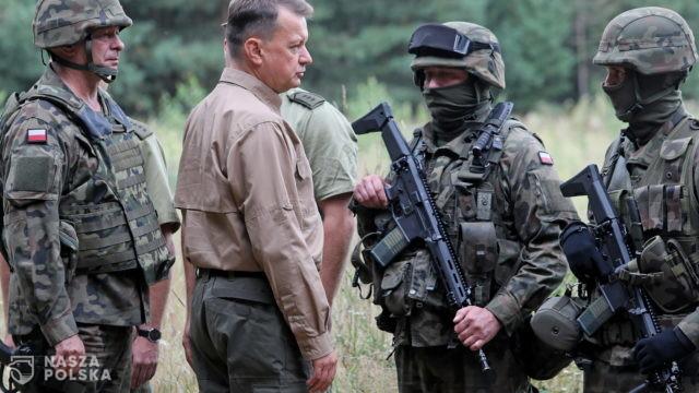 Do prokuratury wpłynęło zawiadomienie szefa MON ws. wypowiedzi Frasyniuka o polskich żołnierzach