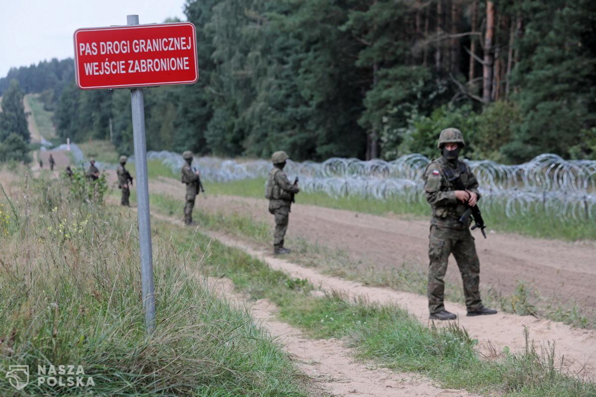 Państwa Unii i Zachodu podzielają polskie spojrzenie na sytuację na granicy z Białorusią