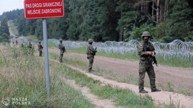 Straż Graniczna: wśród nielegalnie przekraczających granicę z Białorusią dominują obywatele Iraku