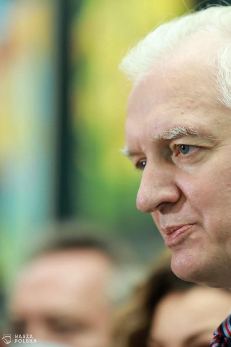 Gowin: rzeczywista sytuacja budżetowa Polski jest zdecydowanie gorsza niż przedstawia to rząd