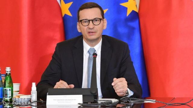 Premier po Radzie Gabinetowej: działamy wspólnie, by przygotować Polskę na wyzwania zdrowotne, które może przynieść jesień