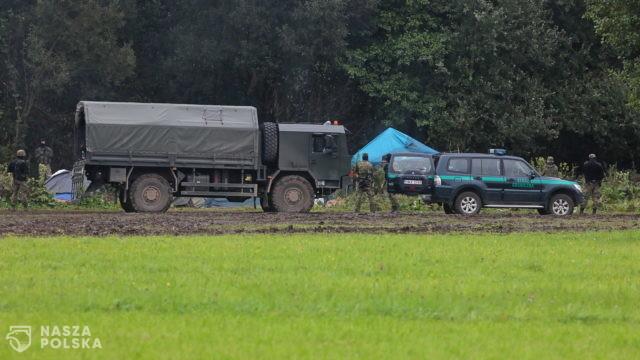 Wojsko dziennie buduje na granicy z Białorusią 3 km ogrodzenia