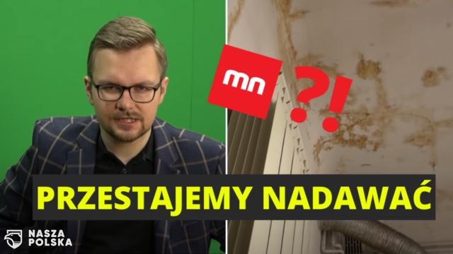 Władze Warszawy wypowiedziały umowę najmu redakcji Mediów Narodowych
