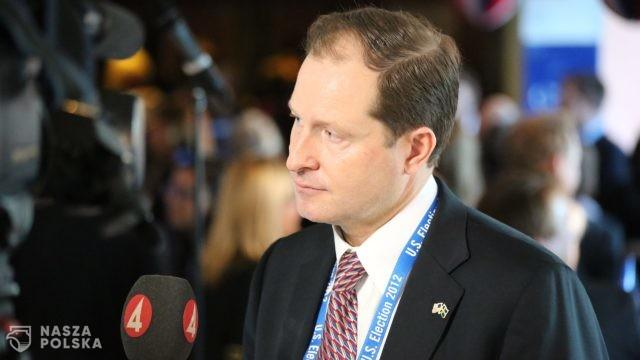 USA/ Biały Dom ogłosił kandydaturę Marka Brzezinskiego na ambasadora USA w Polsce