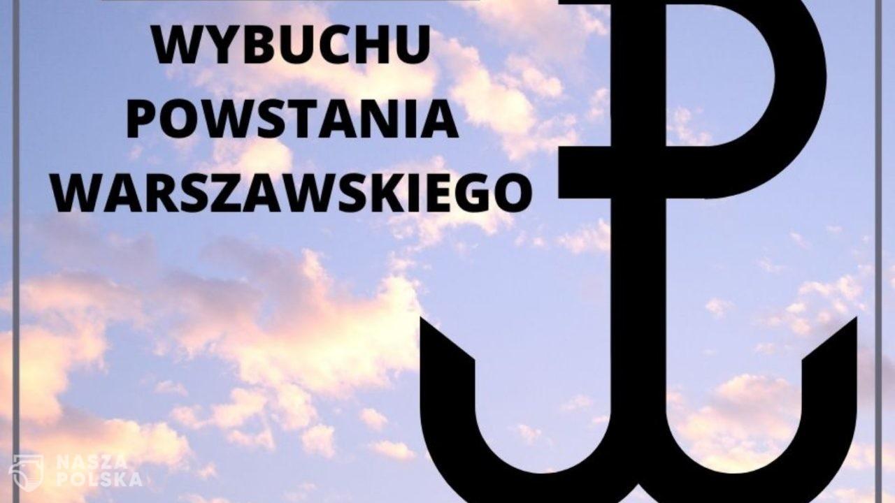 77 lat temu w Warszawie wybuchło powstanie – największa akcja zbrojna podziemia w okupowanej przez Niemców Europie