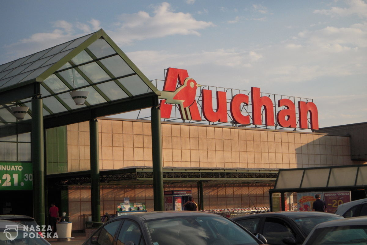 ZPP: Dla Auchan podatek CIT stanowi zaledwie 0,004% przychodów spółki