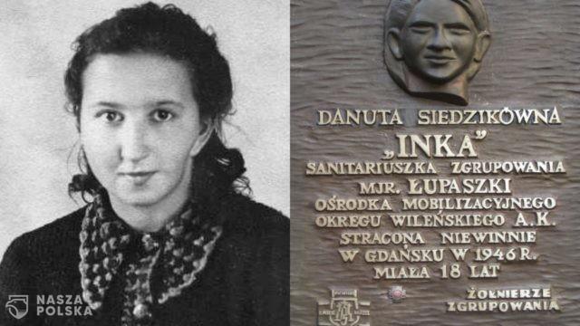 """75 lat temu została zamordowana Danuta Siedzikówna """"Inka"""""""