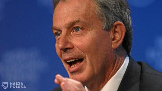 """W. Brytania/ B. premier Blair: decyzja Bidena o wyjściu z Afganistanu """"kretyńska"""""""