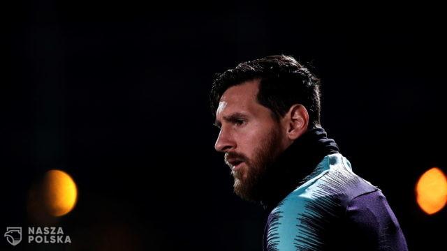 Lionel Messi odchodzi z Barcelony