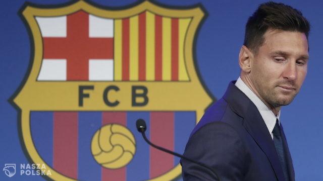 Kibice Barcelony zdruzgotani, fani PSG czekają na Messiego