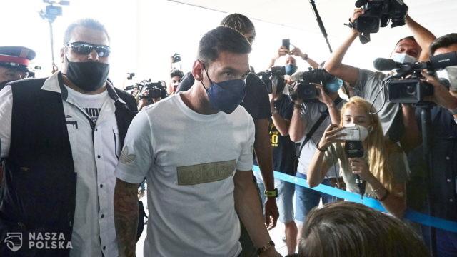 Messi podpisze we wtorek umowę z PSG
