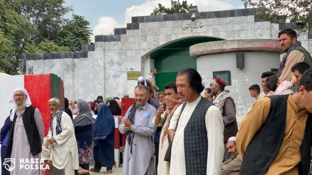 Caritas Polska organizuje pomoc dla Afgańczyków