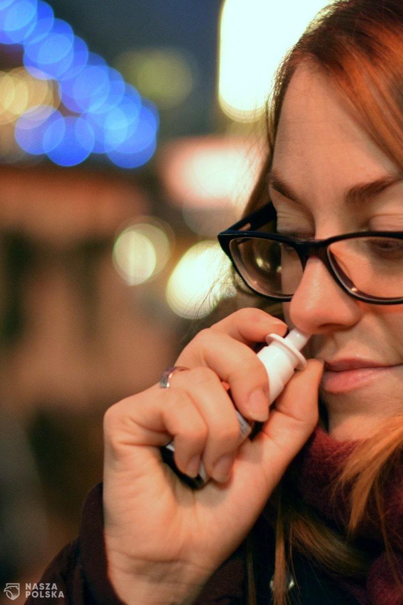 Powstał spray do nosa na COVID z iwermektyną