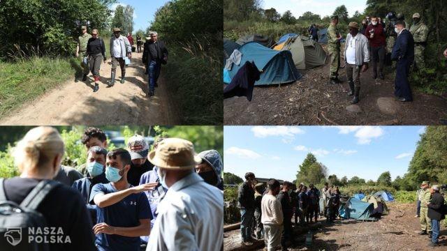 Białoruś/ Komitet Graniczny poinformował o wizycie na granicy przedstawiciela ONZ