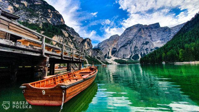 [ZDJĘCIE DNIA] Włochy / Jezioro Braies