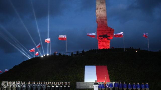 Gdańsk/ Na Westerplatte rozpoczęły się obchody 82. rocznicy wybuchu II wojny światowej